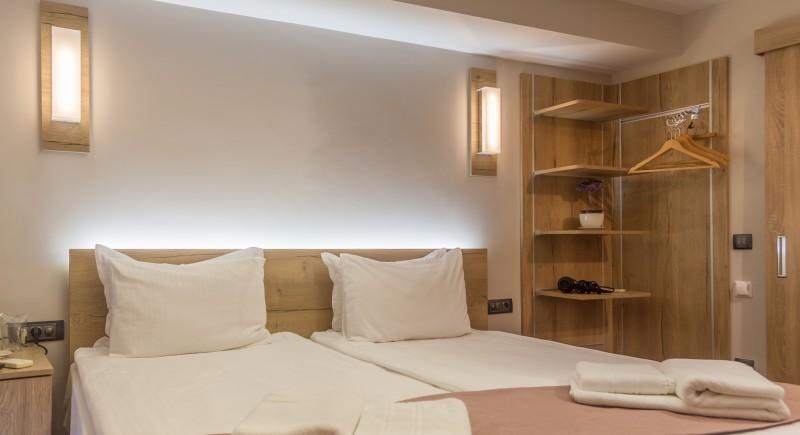 Стандартна Двойна стая - Хотел Хюго